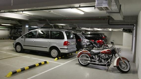 СМИ: Парковочные места внутри зданий могут стать объектом недвижимости