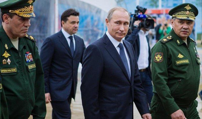 Главком НАТО: Путину удалось создать сильную армию