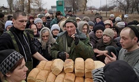 ООН: 1,5миллиона украинцев находятся награни голода