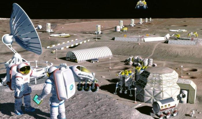Роскосмос построит базу наЛуне к2035году
