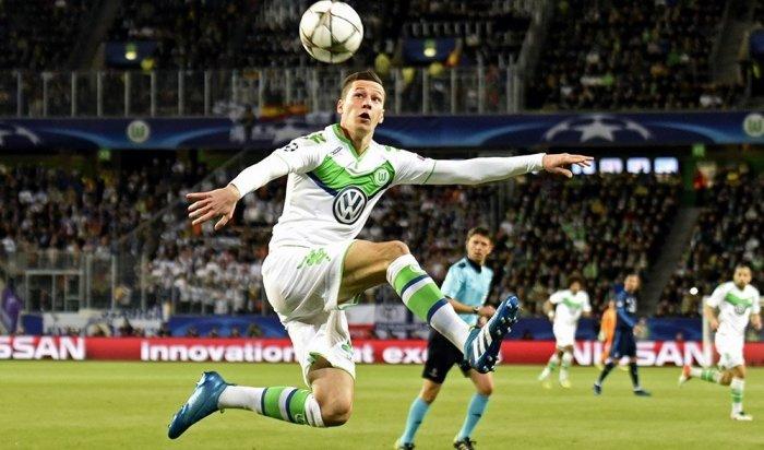 «Вольфсбург» обыграл «Реал» вчетвертьфинале Лиги чемпионов
