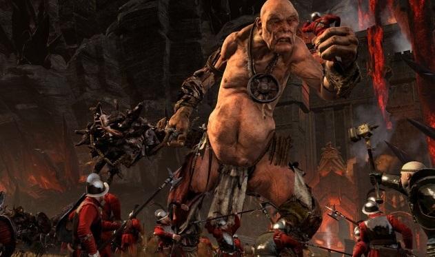 Вновом геймплейном ролике TotalWar: Warhammer Империя сразится сХаосом