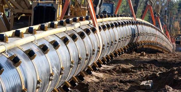Строительство нового газопровода «Сила Сибири» в Иркутской области может начаться уже в 2017 году