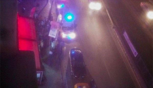 В центре Стамбула произошел взрыв на автобусной остановке