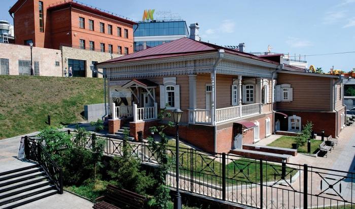 Краеведческий музей приглашает наэкскурсию по130-му кварталу
