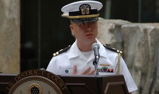 Офицера ВМС США подозревают вшпионаже впользу Китая