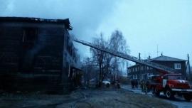 25жителей Братска остались без жилья из-за пожара