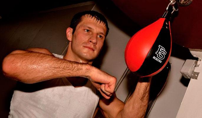 Иркутский боксер Игорь Михалкин из-за положительного допинг-теста лишился титула чемпиона Европы