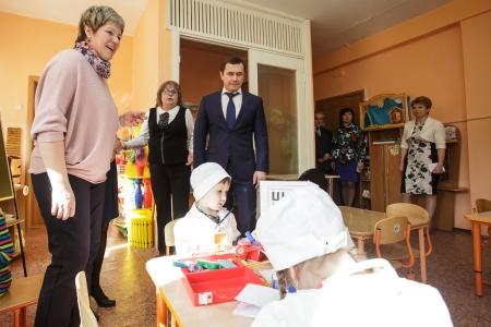 В Иркутске впервые откроется центр для детей с особенностями развития