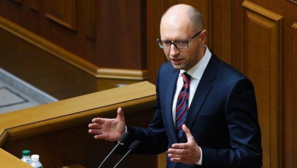 Яценюка подозревают вполучении взятки втри миллиона долларов