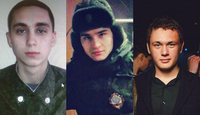 Предполагаемые убийцы медсестер задержаны на границе с Финляндией