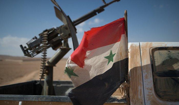 США могут начать поставлять средства ПВО сирийской оппозиции