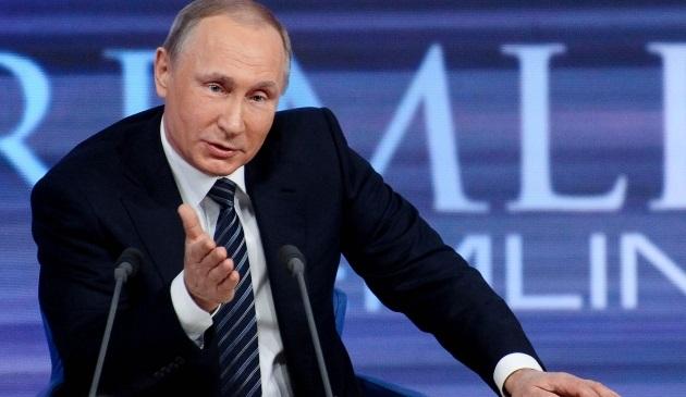 14апреля в России покажут «Прямую линию» сВладимиром Путиным