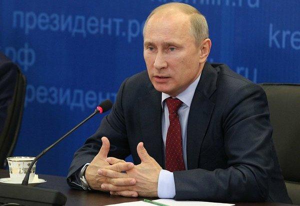 Жители Иркутской области смогут во время прямой линии задать вопрос Владимиру Путину