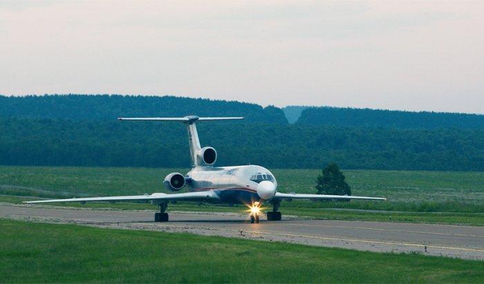 С 15 мая в Иркутском аэропорту начинается реконструкция взлетно-посадочной полосы