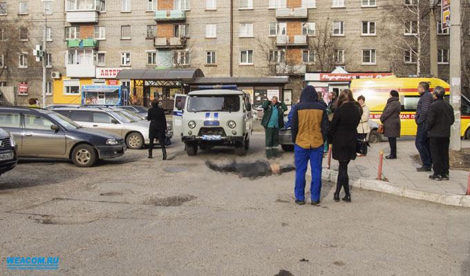 В Иркутске на улице Партизанской убили предпринимателя