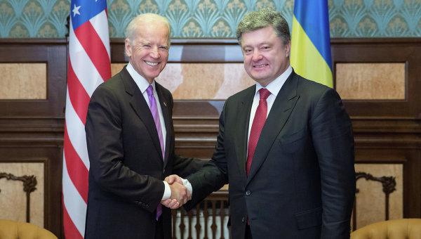 Украина получит отСША 1миллиард долларов