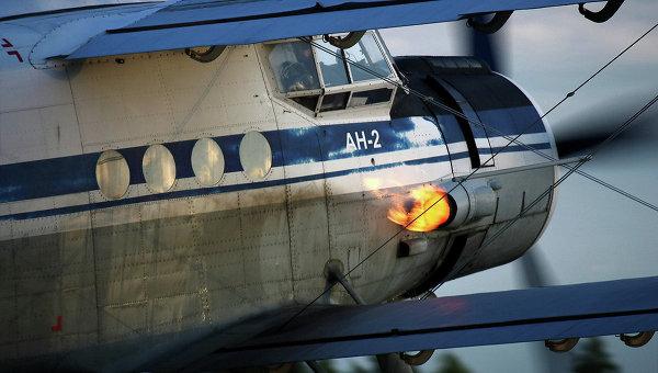 ВСамарской области разбился самолет Ан-2