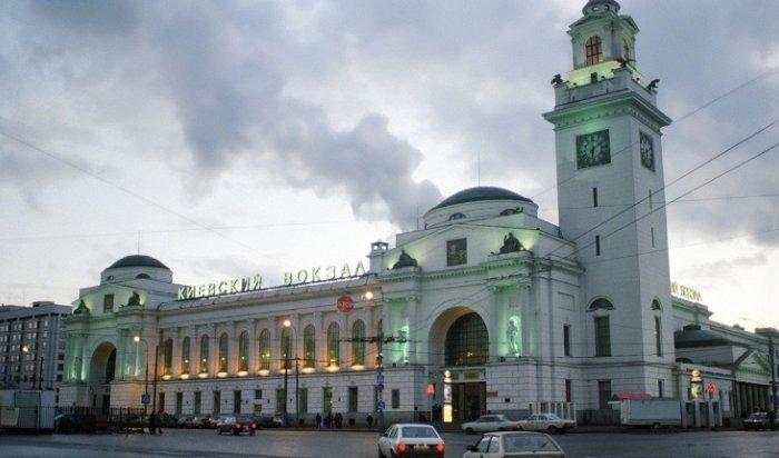 ВМоскве телефонные хулиганы «заминировали» три вокзала