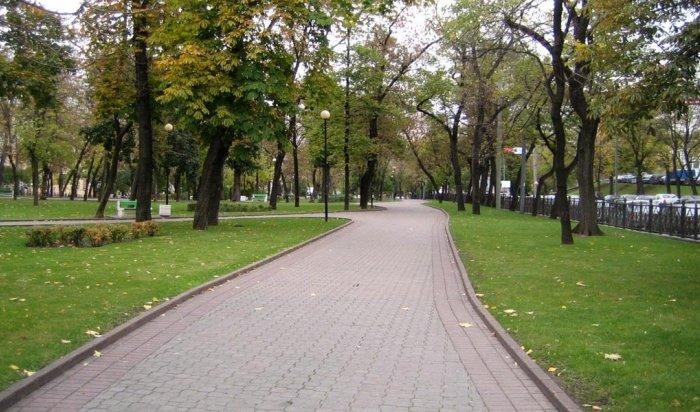 Новый сквер появится в следующем году в Иркутске-II