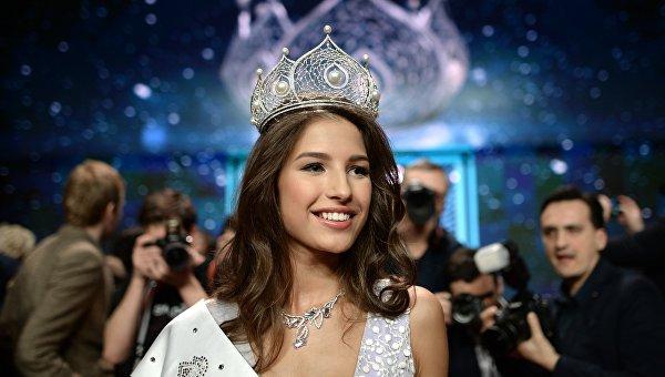 Победительницей конкурса «Мисс Россия-2016» стала Яна Добровольская изТюмени