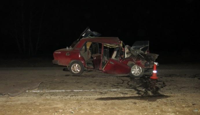 ВДТП вЗаларинском районе погибли два человека