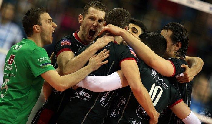 Волейболисты казанского «Зенита» выиграли Лигу чемпионов