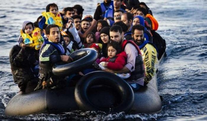 ВСредиземном море утонули более 400мигрантов