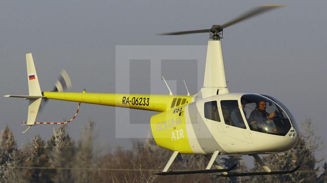 НаЯмале потерпел крушение экскурсионный вертолет Robinson