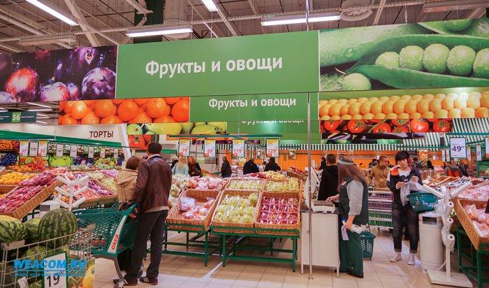 Россияне впервые за8 лет стали тратить напродукты более 50% своих доходов