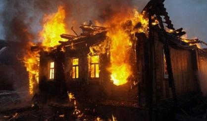 В Нижнеудинском районе мужчина сжег дом предполагаемых обидчиков его дочери