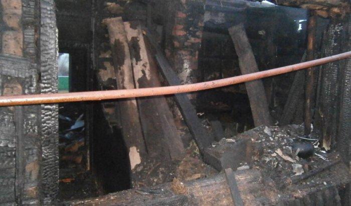 ВБашкирии при пожаре вжилом доме погибла семья изпяти человек