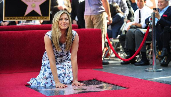 Дженнифер Энистон названа самой красивой женщиной мира по версии People
