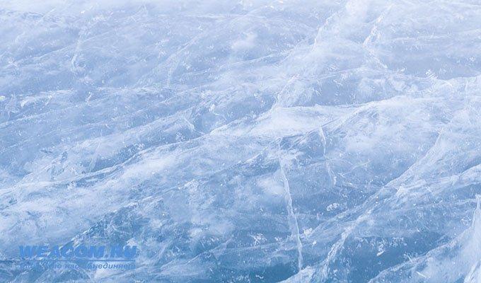 На Байкале спасены пять человек, дрейфовавших на льдине