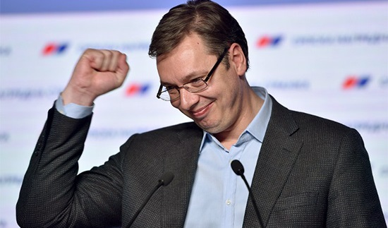 На парламентских выборах в Сербии победила партия премьер-министра страны