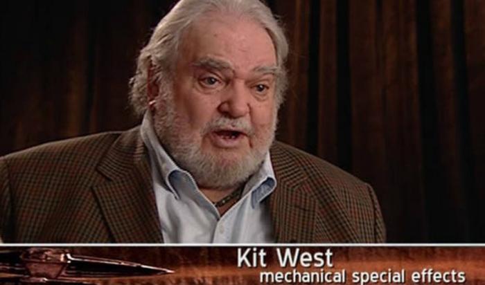 ВЛондоне умер знаменитый создатель спецэффектов Кит Уэст