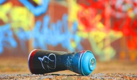 В Иркутске проходит конкурс граффити «Лучшее оформление спортивного корта»