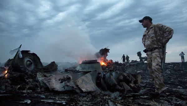 ВВС: Boeing-777над Донбассом мог сбить украинский истребитель