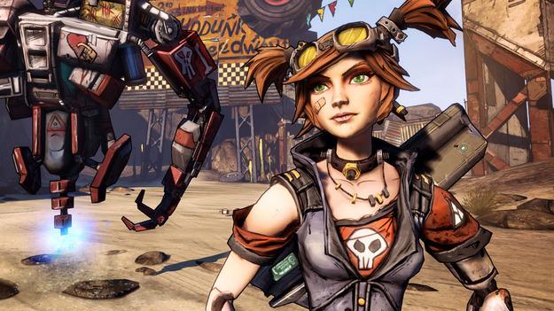 Анонсирована игра Borderlands 3