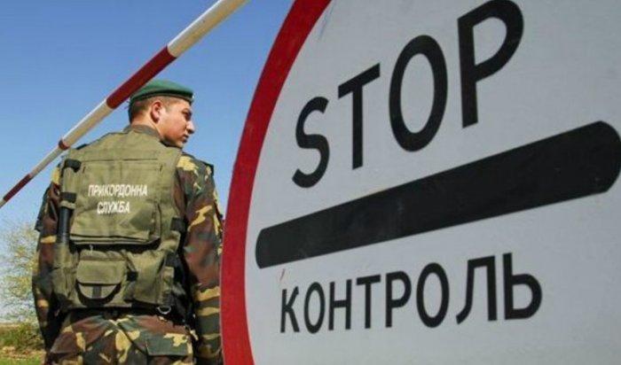 Ростовские пограничники открыли огонь помашине россиянина, прорывавшегося наУкраину