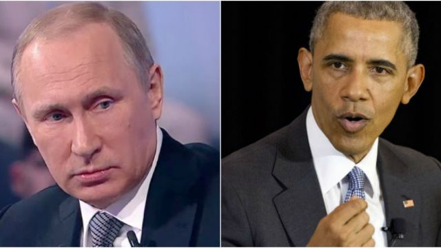 Обама считает, что Путин ошибочно воспринимает ЕС и НАТО как угрозу