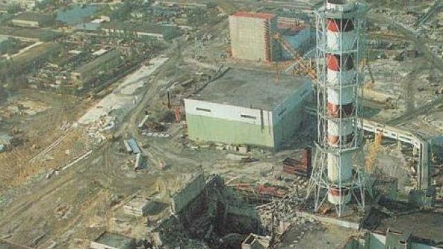 Сегодня исполнилось 30лет содня катастрофы наЧернобыльской АЭС