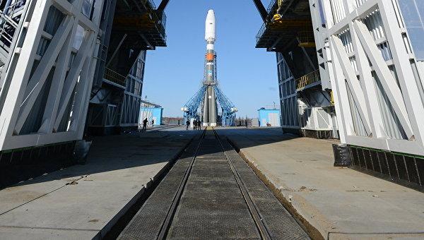 Первый запуск ракеты «Союз» скосмодрома «Восточный» отменили за1,5минуты достарта