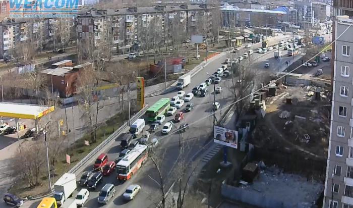 WEACOM.RU установил новую онлайн-камеру на бульваре Рябикова