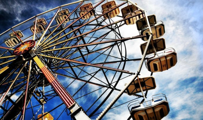 В Иркутске на острове Конный установят колесо обозрения диаметром 55 метров