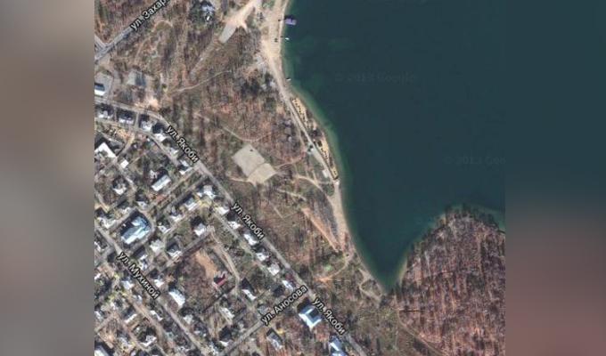 До конца мая в Иркутске разработают концепцию благоустройства залива Якоби