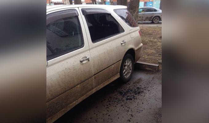 18-летний иркутянин задержан с поличным за кражу из автомобиля