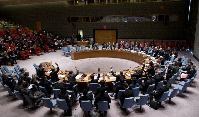 Совбез ООН отклонил предложенный Россией проект заявления поУкраине
