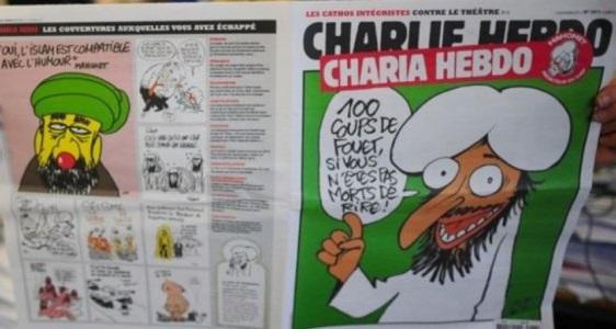 ВТурции осудили журналистов заперепечатку карикатур изCharlie Hebdo