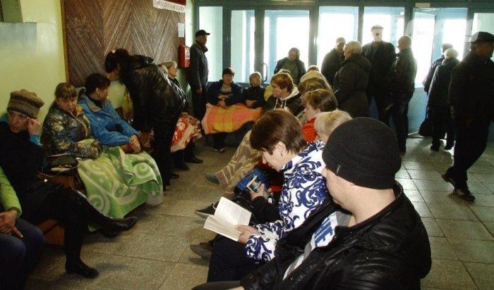 В Братске более 80 сотрудников автотранспортного предприятия объявили голодовку